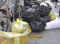 rubbish accumulating in street Brighton E Sx.jpg